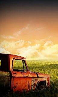 Iphone Colors Wallpaper With Images Farm Trucks Red Truck