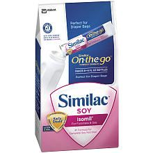 Similac Isomil Advance Soy Formula 16 Packets For On The Go Must Buy Similac Baby Formula Milk Baby Formula