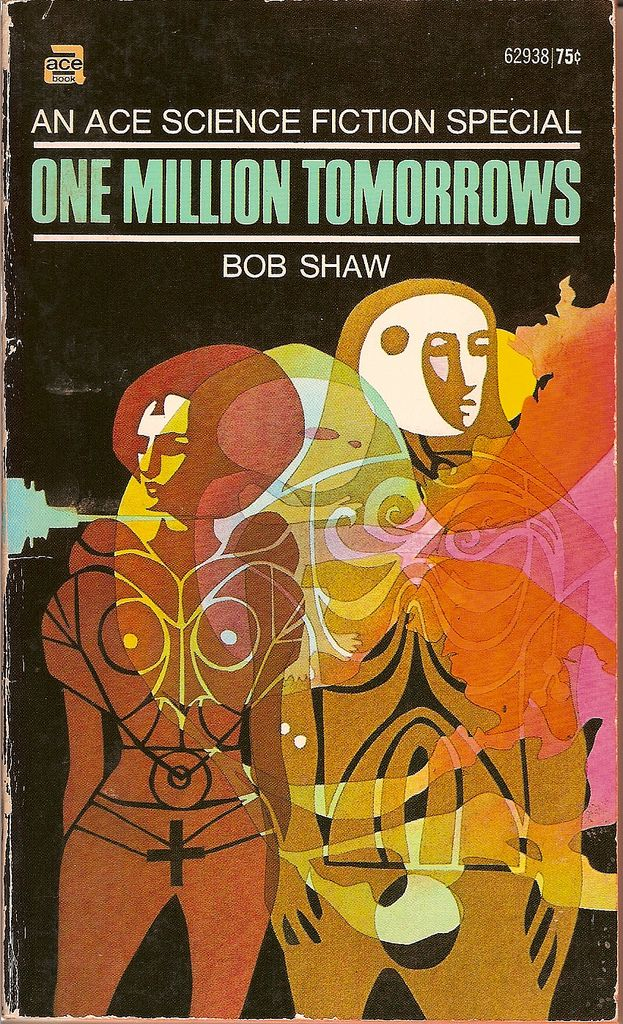 1960s and 1970s SF book covers