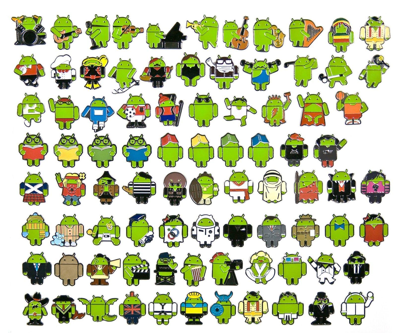 История Android как развивалась самая популярная