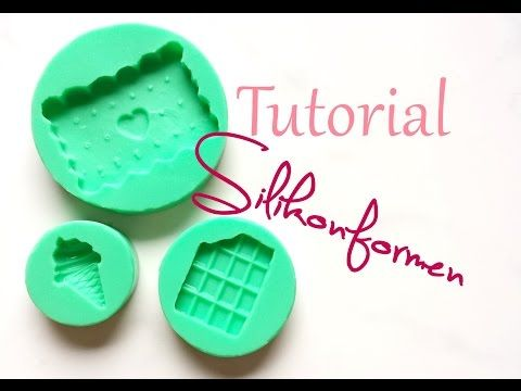 tutorial tuto fimo silikonformen herstellen mit. Black Bedroom Furniture Sets. Home Design Ideas