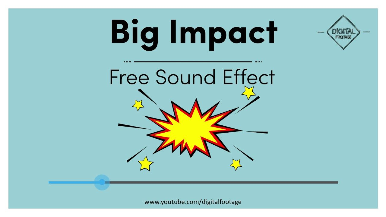 Big impact free sound effects free sound effects