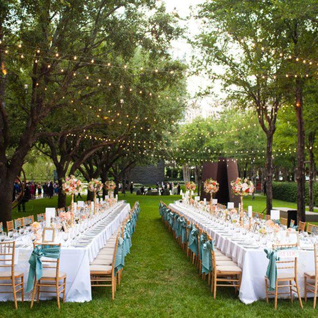 The Nasher Sculpture Center In Texas Wedding Venue Wedding Backyard Reception Vintage Garden Wedding Wedding Venues Texas