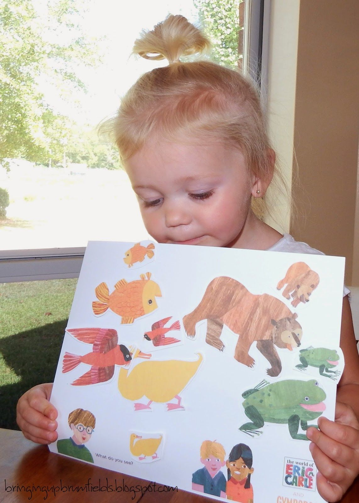 The World Of Eric Carle And Gymboree Are Currently