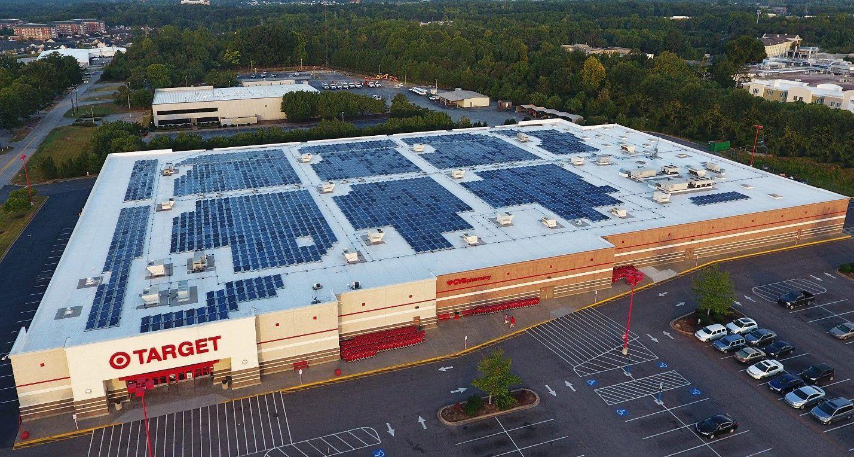 Target Passes Walmart As Top Us Corporate Installer Of Solar Power