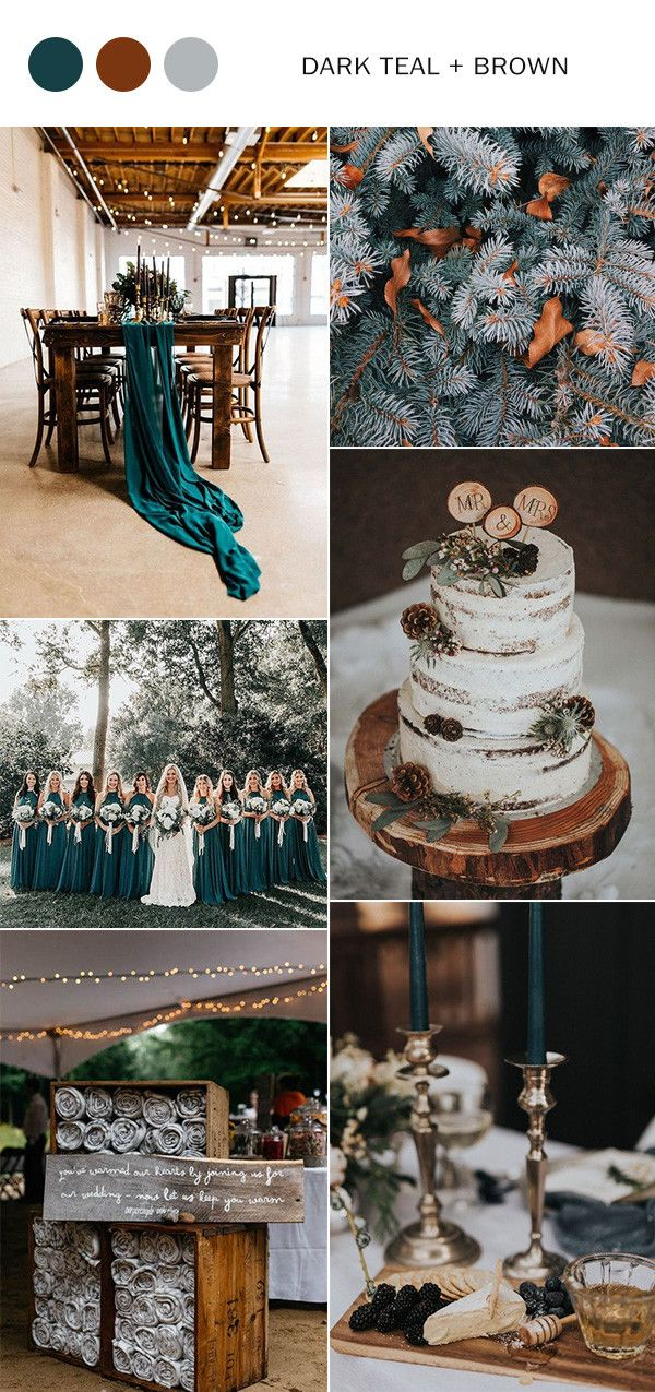 Top Winter Wedding Color Ideas for amp With