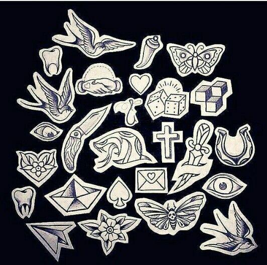 school tattoo ideias