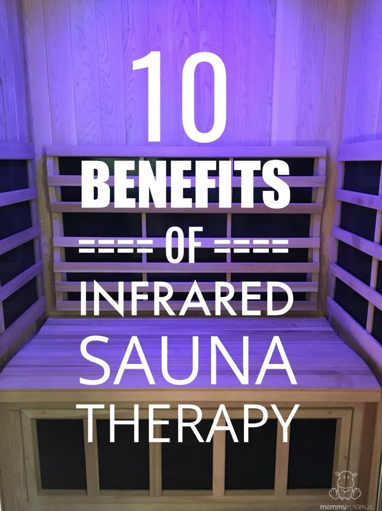 10 Benefits of Infrared Sauna Therapy Infrared sauna
