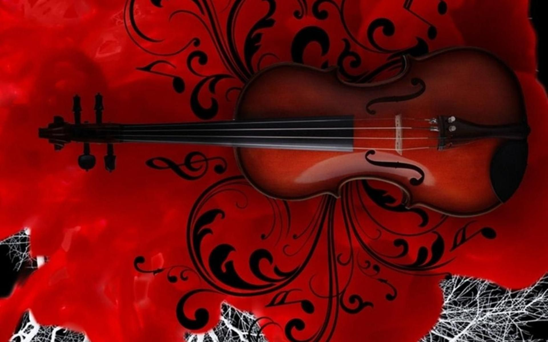 Beautiful Violin Wallpaper Mobile 115 1920x1200 Px 15452 Kb Music