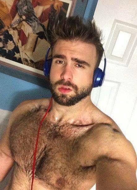 Hot Hairy Gay