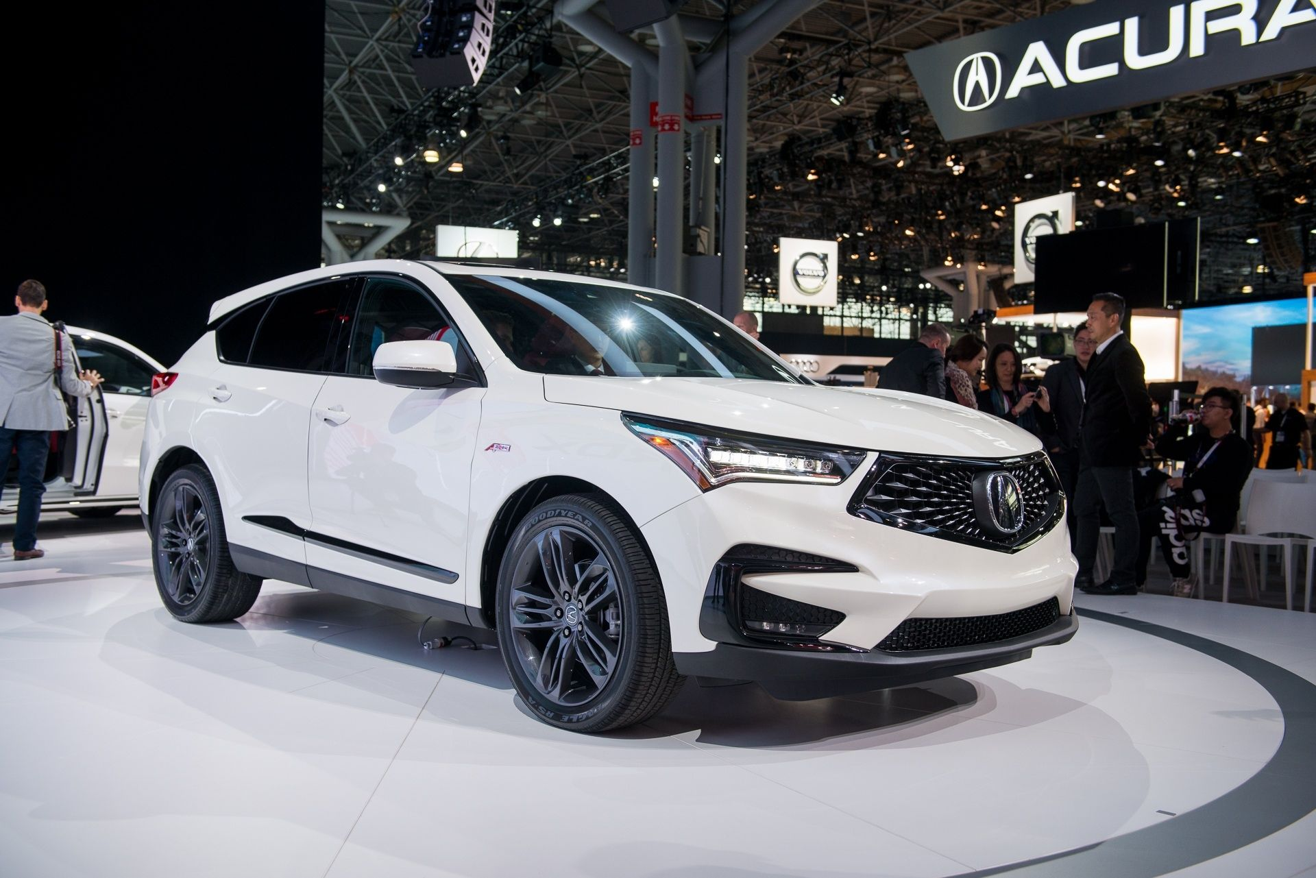 Will The 2019 Acura Rdx Have 4 Doors With Images Acura Rdx Acura Acura Mdx