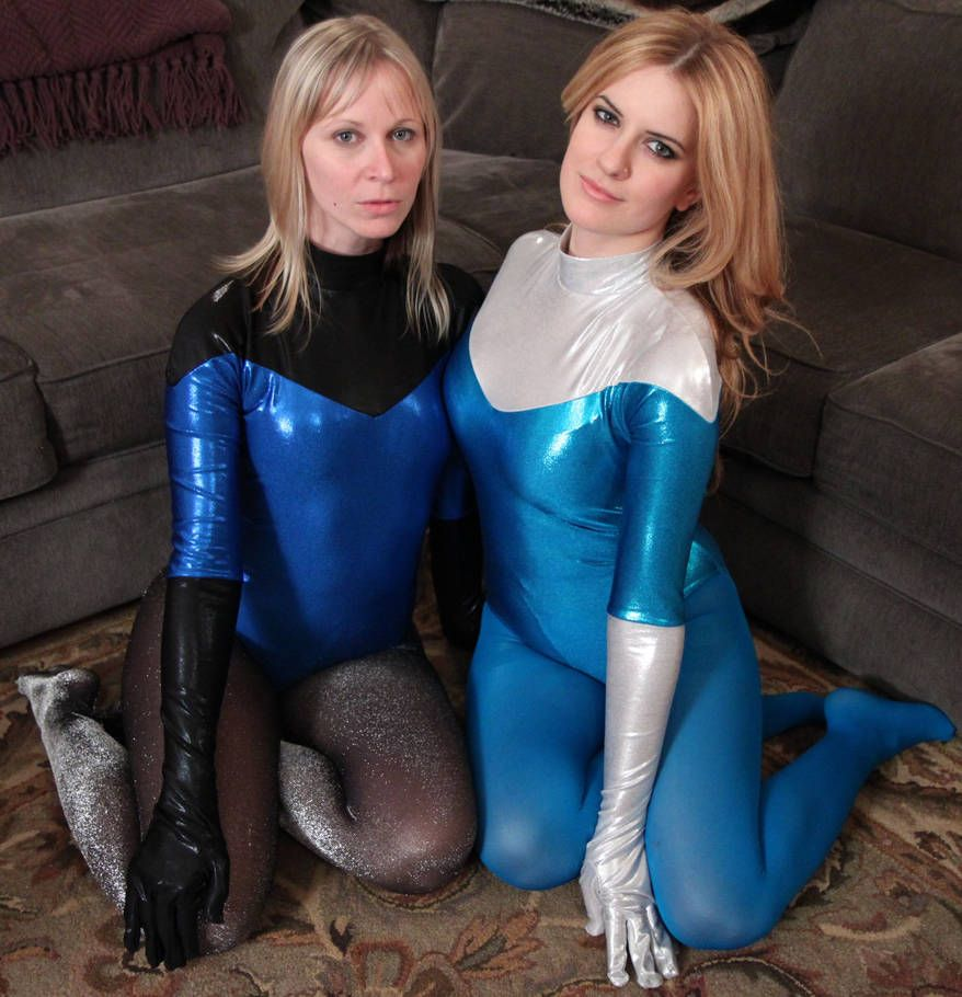 By Request: Lovely Ladies in Leotards! by sleeperkid on