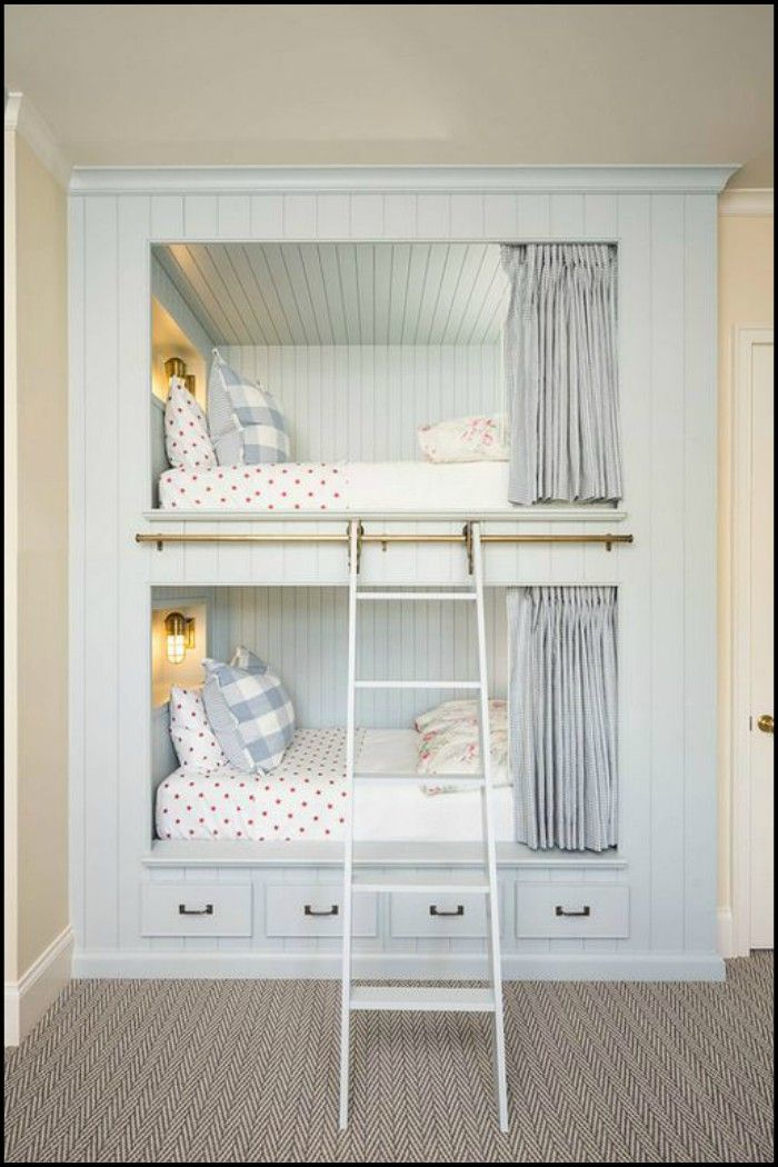 Space Bunk Beds bunk beds! - they're fun, space-saving and, as you can see here, a