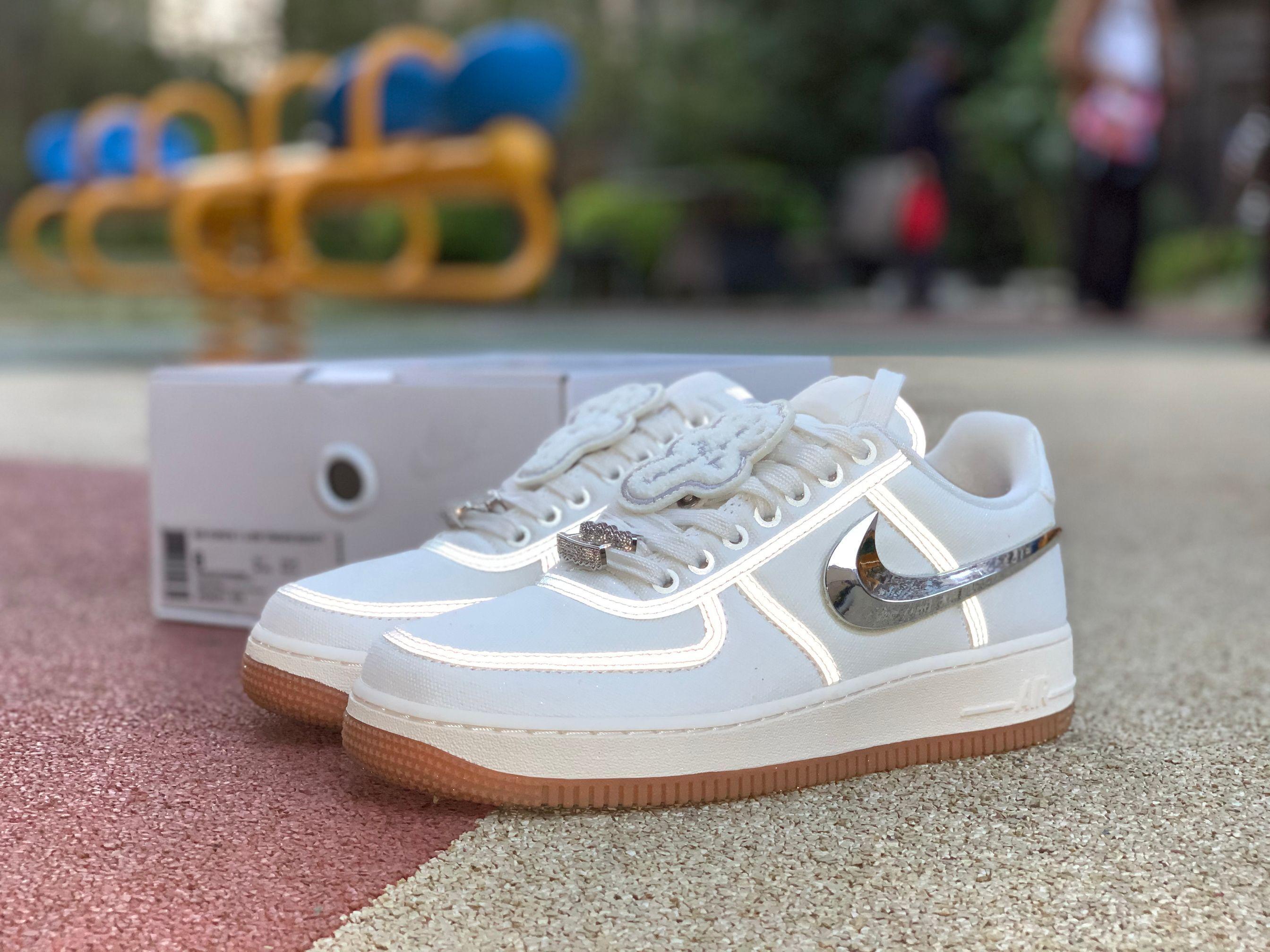 2020 Travis Scott x Nike Air Force 1