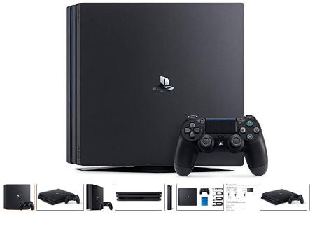Playstation 4 Pro 1tb Console Playstation Playstation 4 Ps4 Games