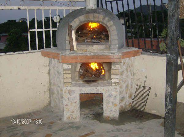 Bildergebnis für hornos artesanos de leña horno de barro