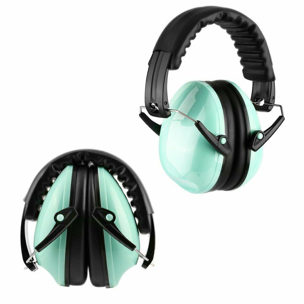 Foldable Earmuffs Hunting Hearing Ear Extra Protection Gun Shooting Noise