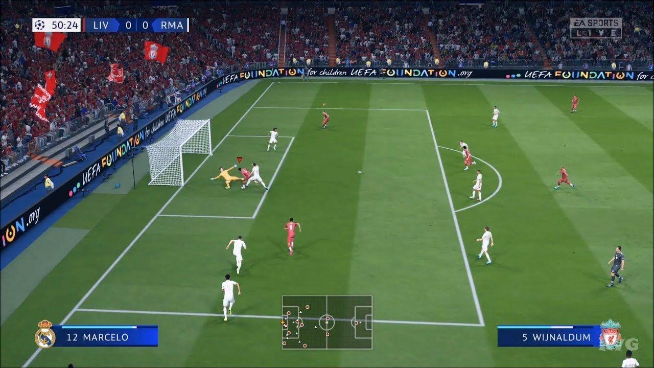 Fifa 20 Gameplay Ps4 Hd 1080p60fps In 2020 Fifa 20 Fifa Fifa Card