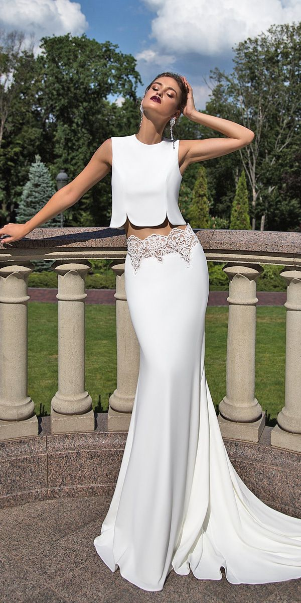 4f237484b8f Bridal Separates Gowns And 8211  Breaking The Rules ❤ See more  http