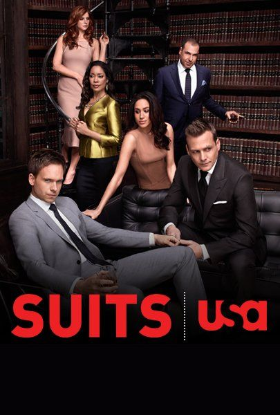 Suits...it's smart, it's funny, it's sexy... You need to watch ...