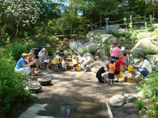 Hidden Hollow Outdoor Classroom Outdoor School Outdoor