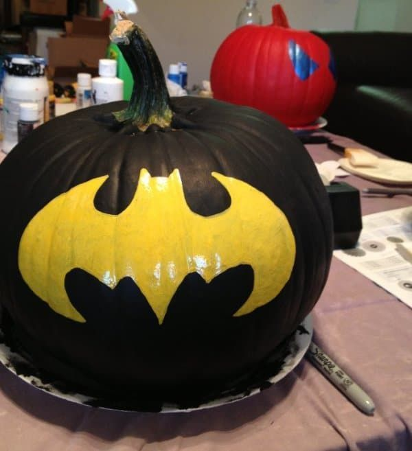 19 Clever No Carve Painted Pumpkins For Kids - Pretty My Party - Party Ideas #paintedpumpkinideas Batman Painted Pumpkin #paintedpumpkinideas 19 Clever No Carve Painted Pumpkins For Kids - Pretty My Party - Party Ideas #paintedpumpkinideas Batman Painted Pumpkin #paintedpumpkinideas 19 Clever No Carve Painted Pumpkins For Kids - Pretty My Party - Party Ideas #paintedpumpkinideas Batman Painted Pumpkin #paintedpumpkinideas 19 Clever No Carve Painted Pumpkins For Kids - Pretty My Party - Party Ide #paintedpumpkinideas