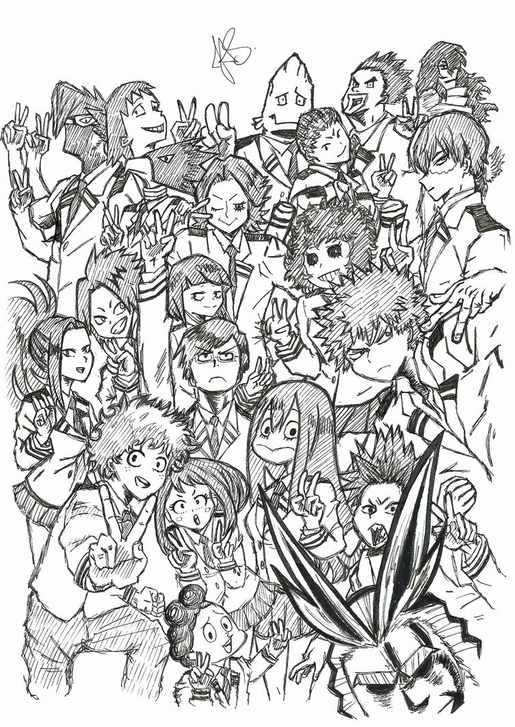 My Hero Academia Coloring Page Lovely Boku No Hero Academia 1 A By Bloomingjas On Deviantart My Hero My Hero Academia Coloring Pages For Girls