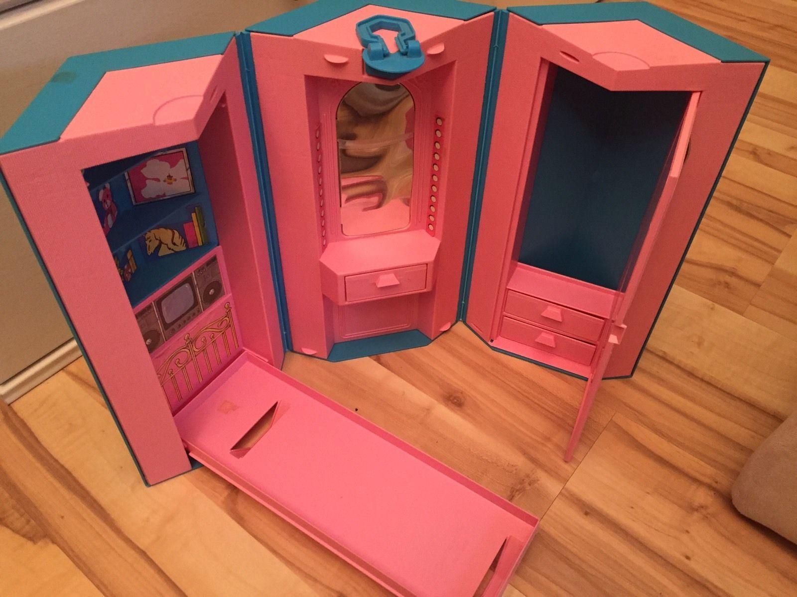 Bagno Barbie ~ Barbie camper van bed у нас такой был до сих пор на даче валяется