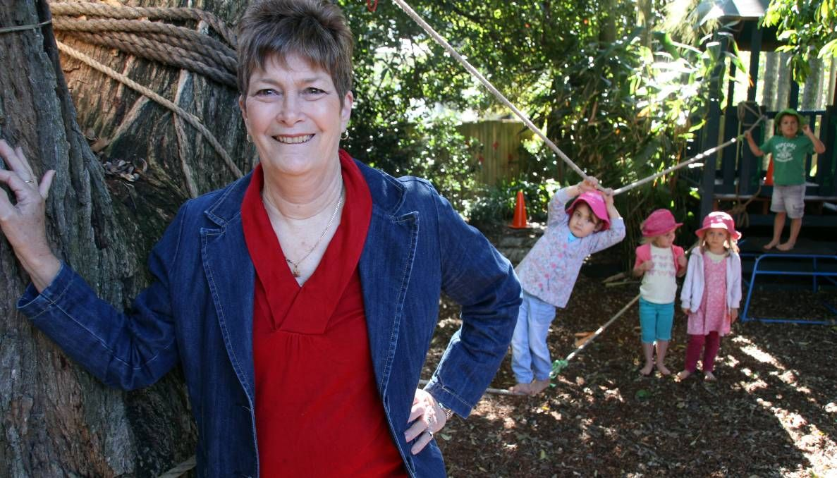 RETIRED:  Margaret Sear has retired after 23 years working at C and K Redlands Community Kindy, Cleveland.