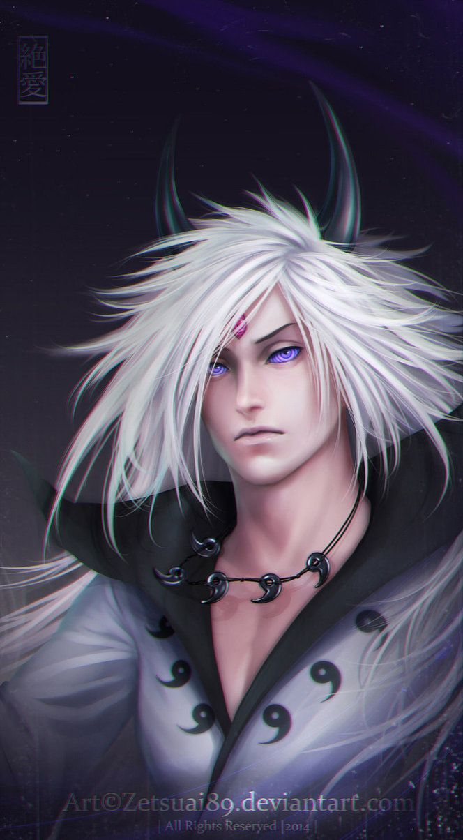Madara Uchiha - Damn... Just damn... He's toooooo fine in this form, I mean he's always fabulous but this art just like exploded his sexy ness
