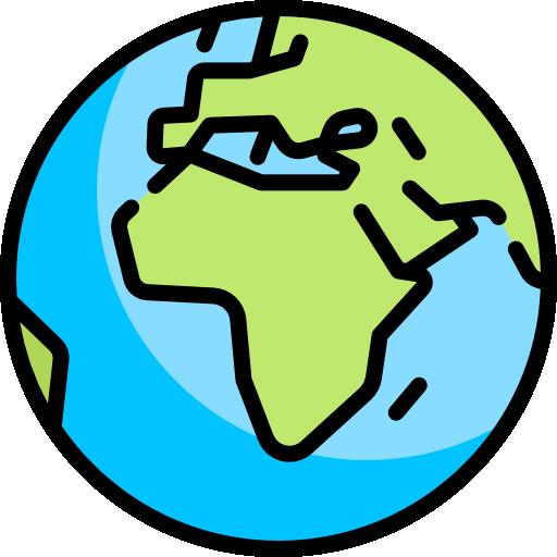 Earth Globe Free Vector Icons Designed By Freepik World Icon Globe Icon Free Icons