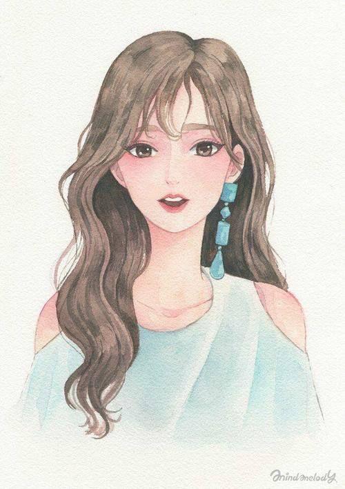 Snsd And Taeyeon Image Referensi Seni Gambar Gambar Anime