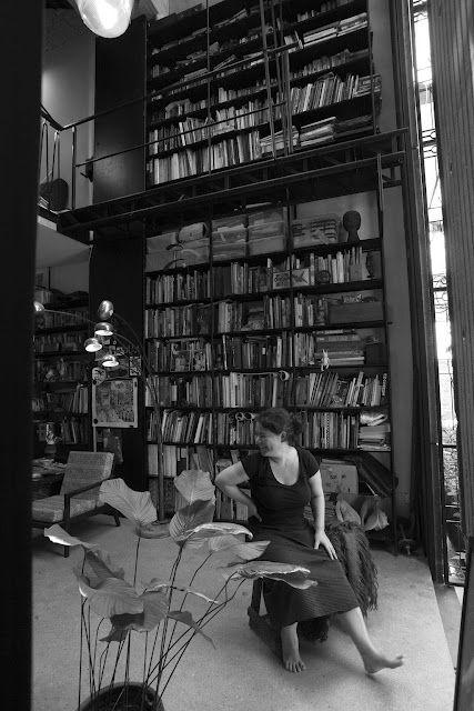 YEE ILANN MALAYSIA Double volume book shelves private library