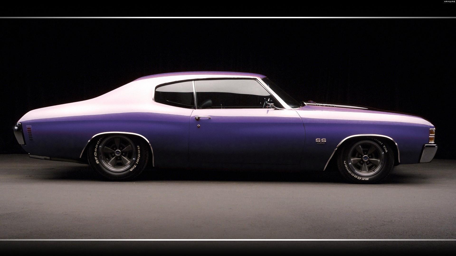 Purple Antique Car Hd Wallpaper | Wallpaper List | Purple Passion ...