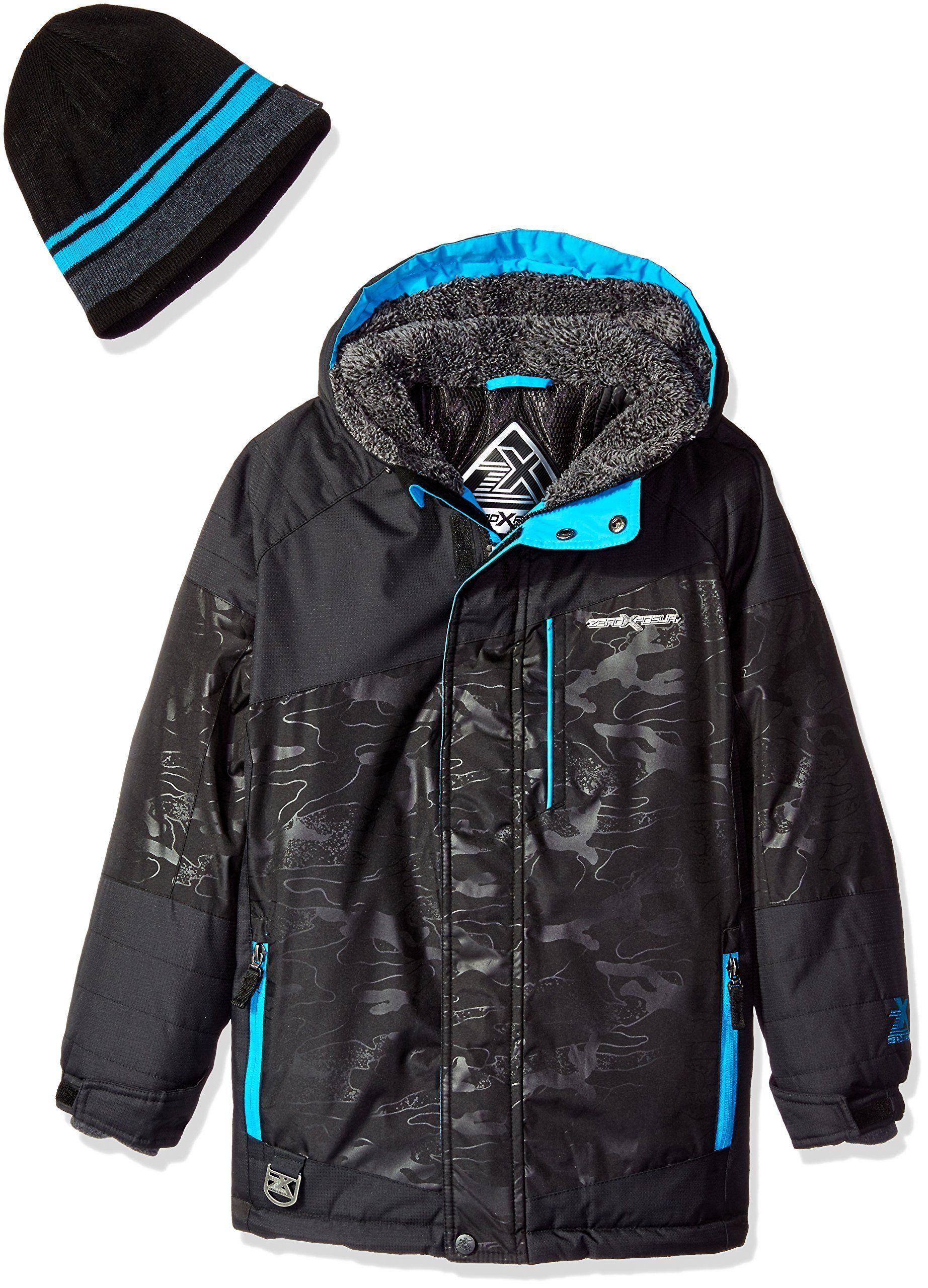 1503215f7 ZeroXposur Big Boys  Phantom Snowboard Jacket