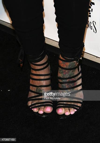 ccbc23dcdd98 Image result for blac chyna feet. Model Blac Chyna attends the press  preview at Tyga s  Last Kings  flagship store.