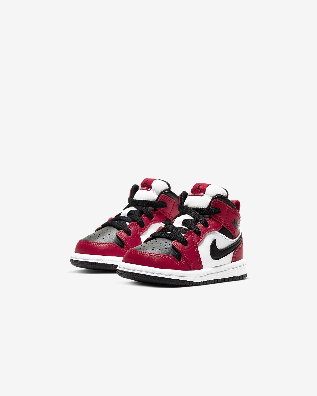 Toddler shoes, Jordan 1 mid