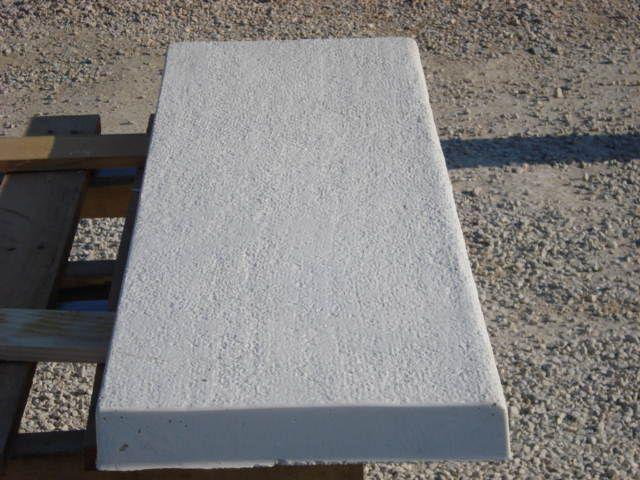 Marche Escalier Plate Aspect Grenaille Antiderapant En Pierre Reconstituee Beton Prefabrique Habillage Escalier Pierre Reconstituee
