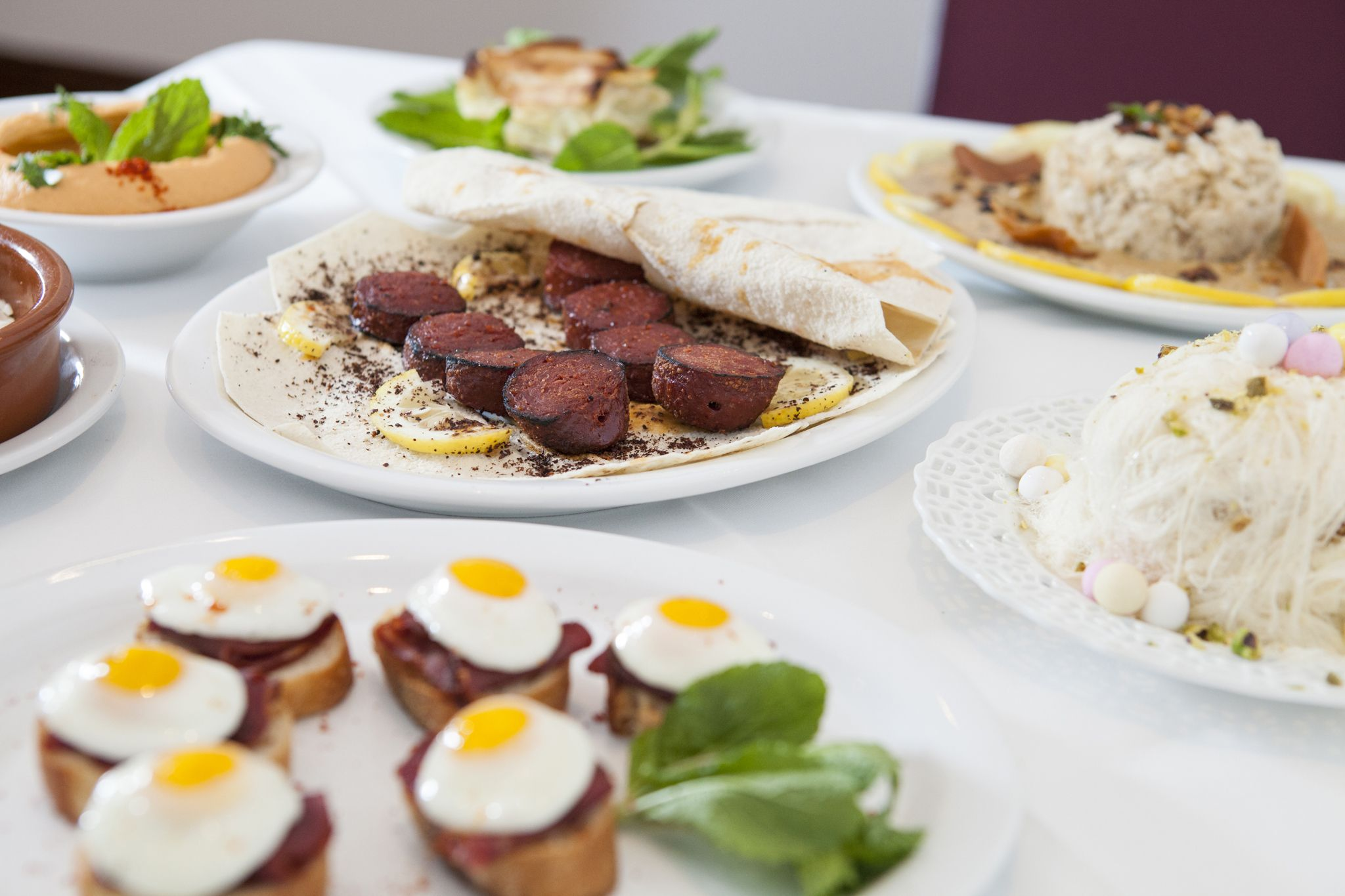 The Best Middle Eastern Restaurants In Nyc Include Falafel S Kebab Joints Israeli Cafes And Persian Grills
