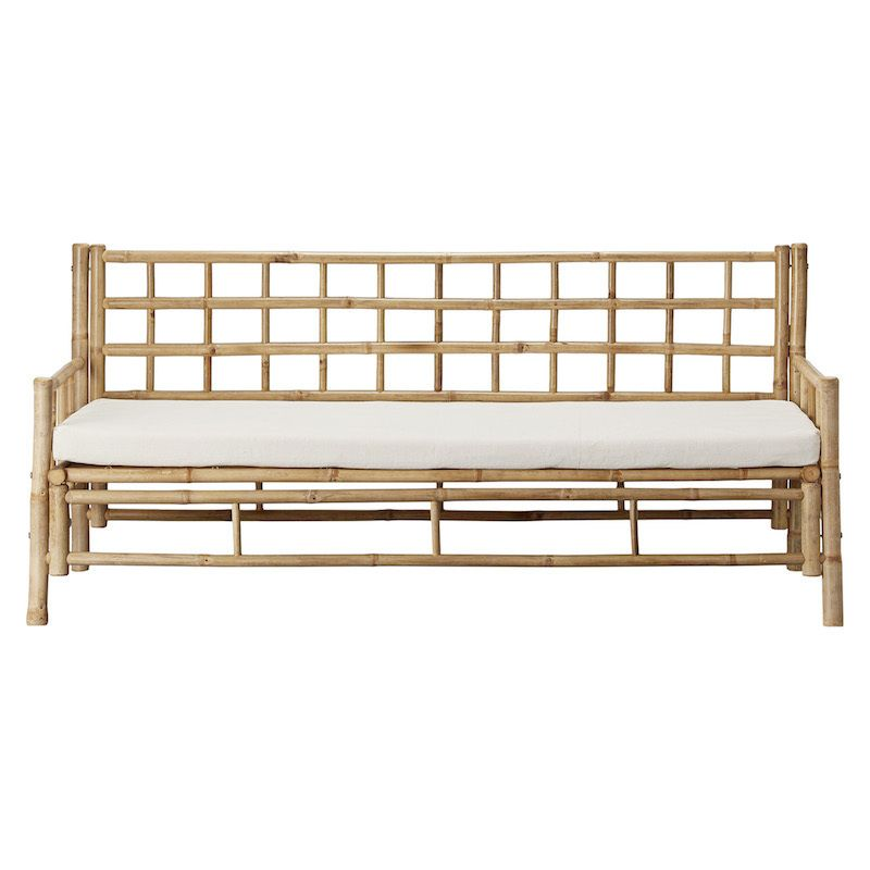 Bambus Sofa von Lena Bjerre. Wunderschön! | Atelier Sochor Shop ...