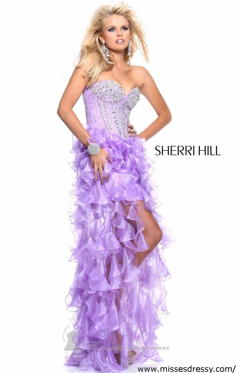 Sherri Hill 1543 | Spring 2013 | SHERRI HILL | Spring 2013 | Pinterest