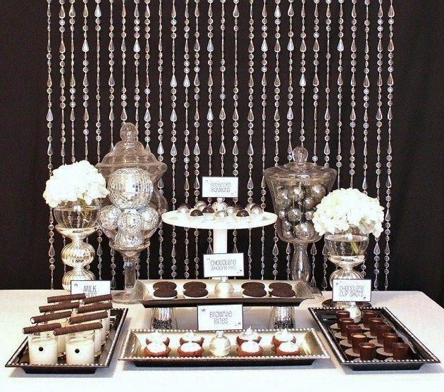 Party Design Basics – Designing Dessert Tables