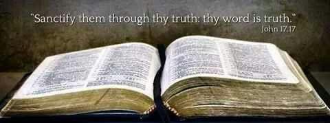 John 17:17 | Memory verse, Spiritual disciplines, Thy word