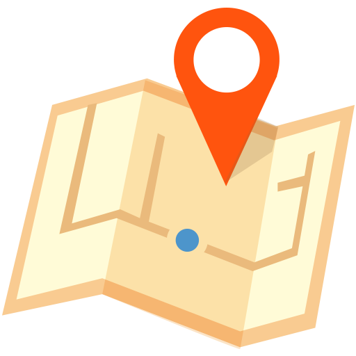 Location Icon Location Icon Icon Icon Set Design