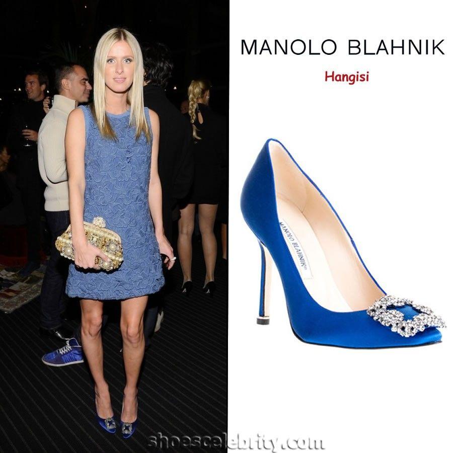 27 Looks with Hangisi Manolo Blahnik