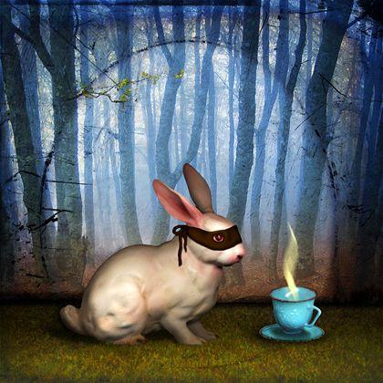 maggie taylor rabbit test