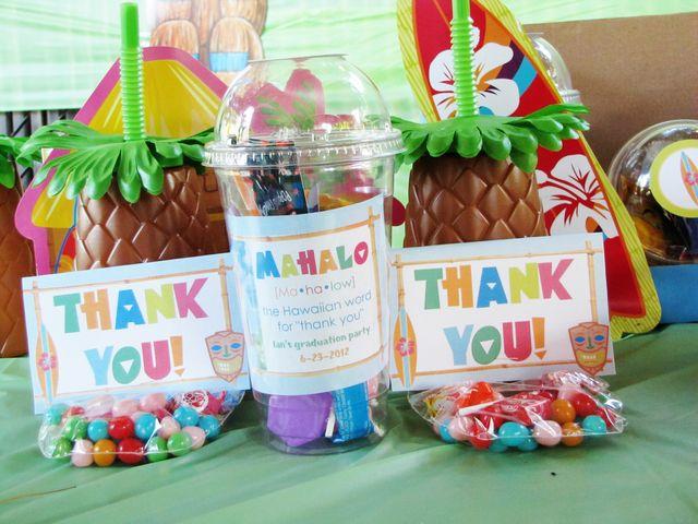 Hawaiian Luau Tiki Party Summer Party Ideas With Images Luau