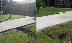 Pin By Design Concrete And Masonry L On Concrete Driveways Patio Layout Culvert Concrete Design