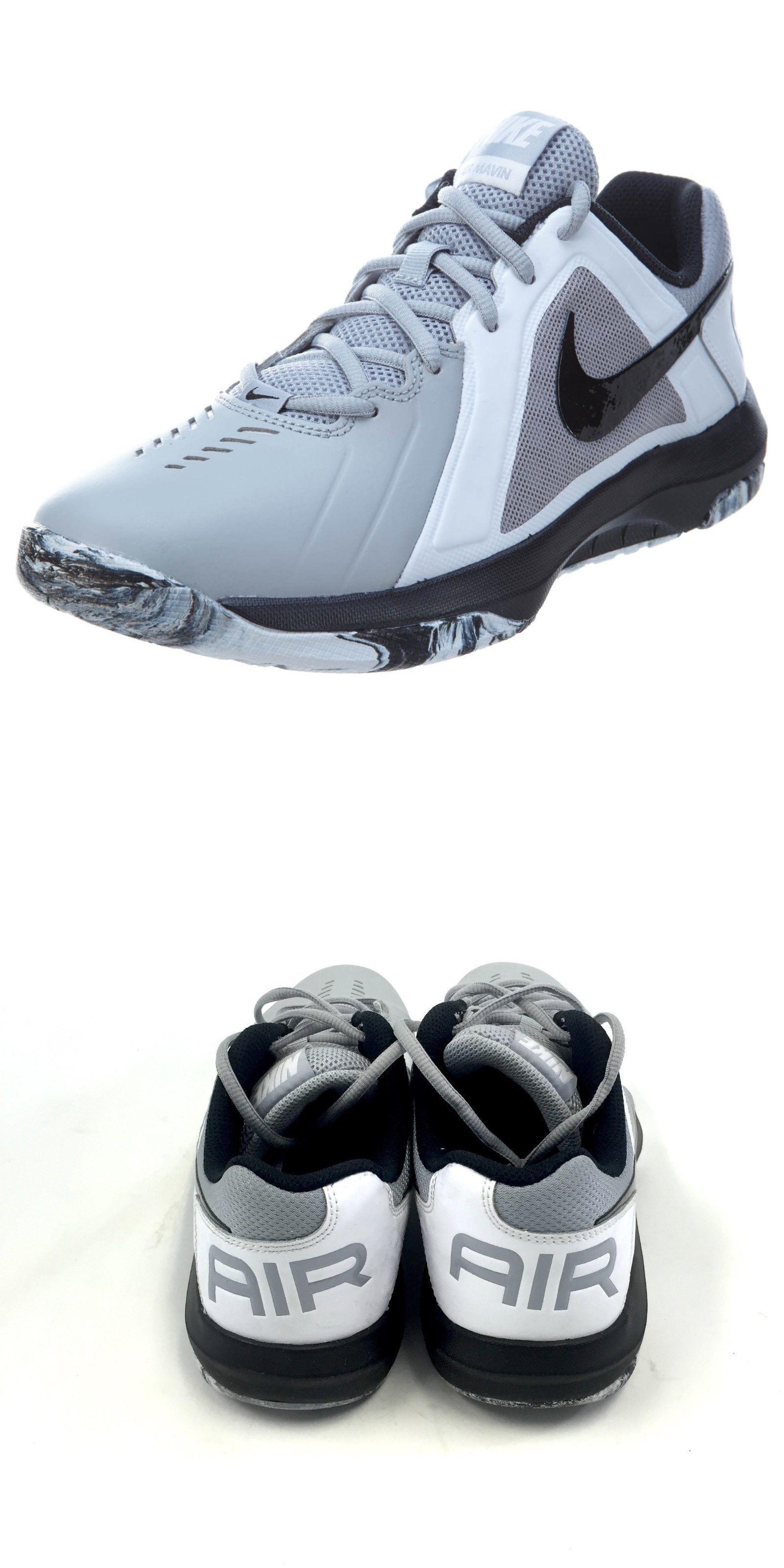 396ad8aefdab ... reduced men 158971 nike air mavin low mens basketball shoes gray 719924  005 size 14 new