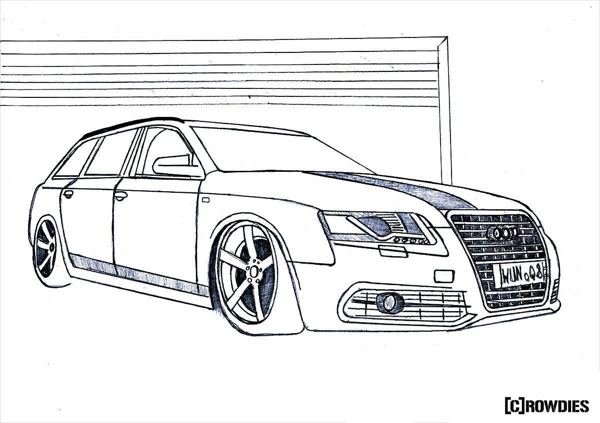 drawing #zeichnung #tuning  Malen nach zahlen vorlagen